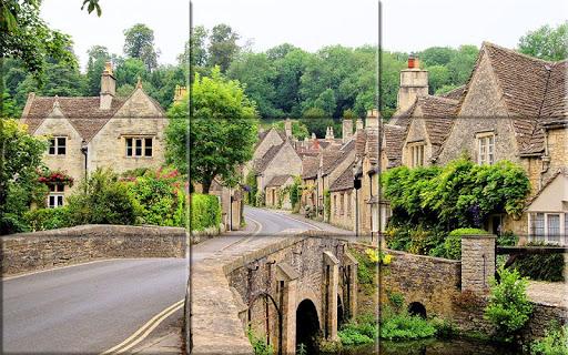 Puzzle - Beautiful Countryside apktram screenshots 4