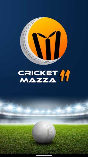 Cricket Mazza 11 Live Line & Fastest Score screenshot 1