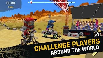 screenshot of MXGP Motocross Rush