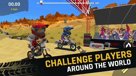 MXGP Motocross Rush APK screenshot thumbnail 1