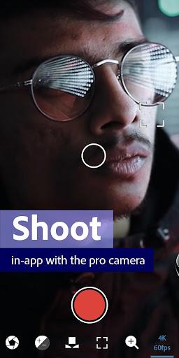 Adobe Premiere Rush u2014 Video Editor 1.5.20.571 screenshots 1