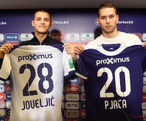 Les deux nouvelles recrues d'Anderlecht ont déjà joué quelques minutes de match