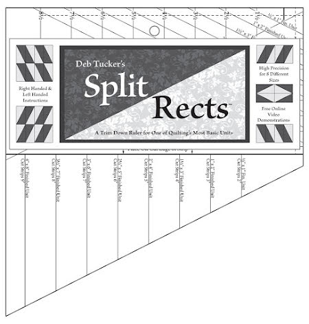 Linjal Studio 180 Split rects (12017)