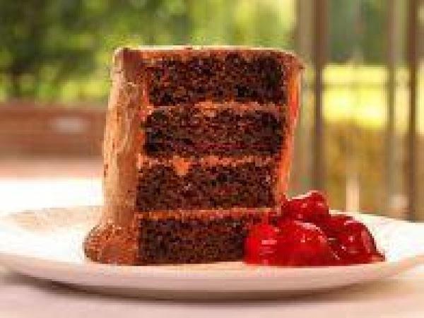 Pie-stuffed Chocolate Cake Recipe