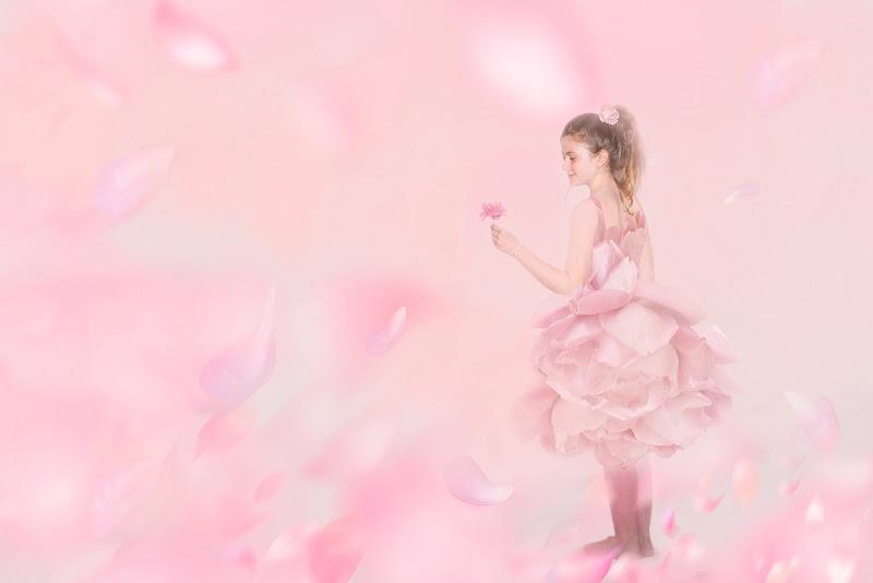 Come una rosa... di BASTET-Clara