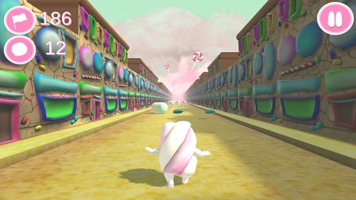 甜甜的棉花糖-收集马卡龙3D