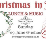 Christmas in July : Venue D'Aria