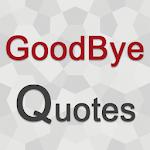 Goodbye Quotes Icon