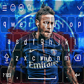 Keyboard for Neymar jr 2018