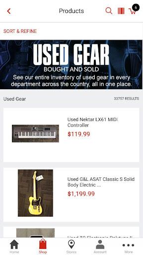 Guitar Center: Shop Music Gear ss3