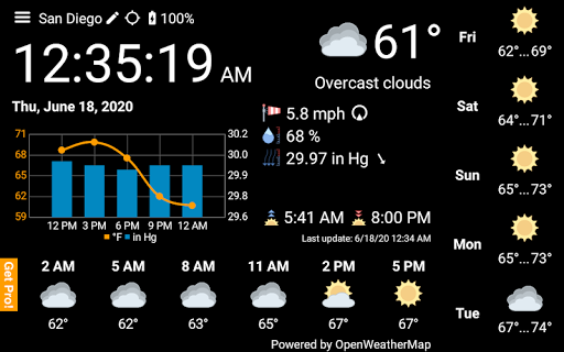 WhatWeather - Weather Station ad-free Apk 1