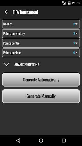 Tournament Manager 1.25 screenshots 4