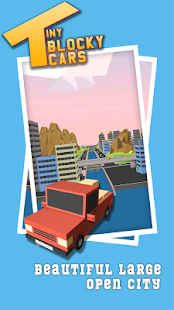 Tiny Blocky Cars- screenshot thumbnail
