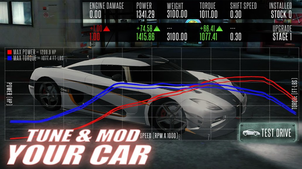 Racing Rivals 6.2.0