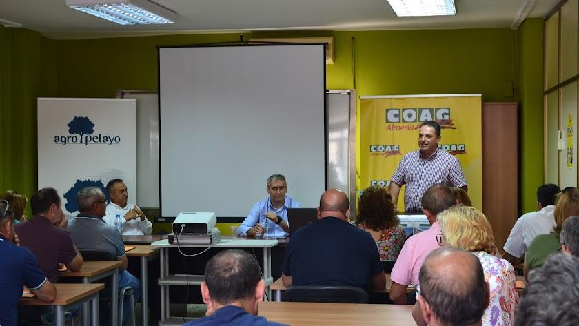 Jornada Nacional sobre seguros organizada por Coag en Vícar