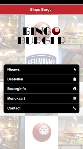 Bingo Burger