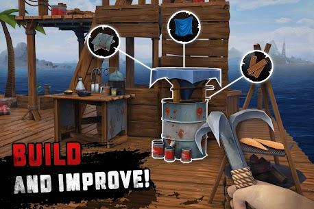 Survival on Raft: Ocean Nomad – Simulator 4