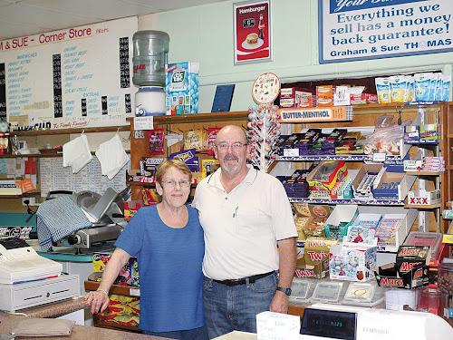 Back to the '60s: Thomas' Corner Store
