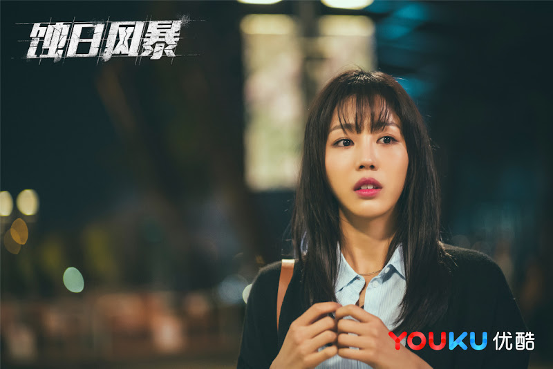 Shadow of Justice / Storm Eclipse (Lit.) Hong Kong Drama