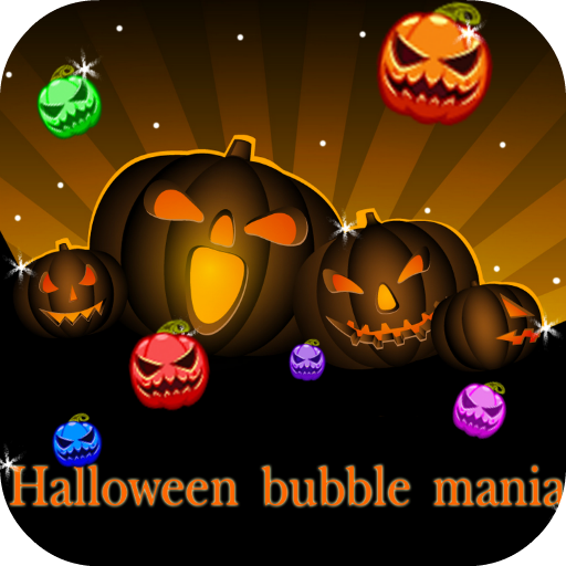 Halloween bubble mania