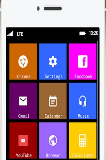 2016 Launcher Tema for Lumia