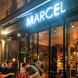 Bar Marcel in Paris in Paris, Paris - Ile-de-France, France