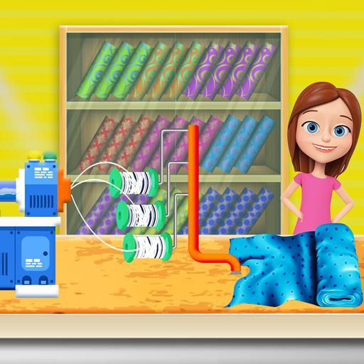 Girls Garment Cloth Factory: Tailor Boutique Shop (game)