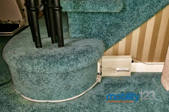 Photo: Bruno Elite Stairlift | SRE-2010
