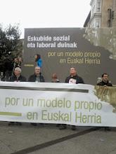Photo: GASTEIZ Manifestazio amaiera