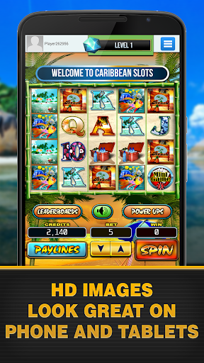 Caribbean Vacation SlotsFree 2.9.9 screenshots 5