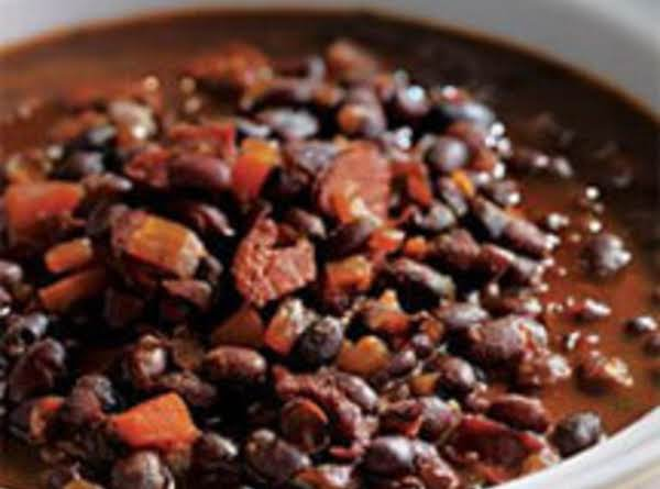 Rum And Coke Baked Black Beans Recipe