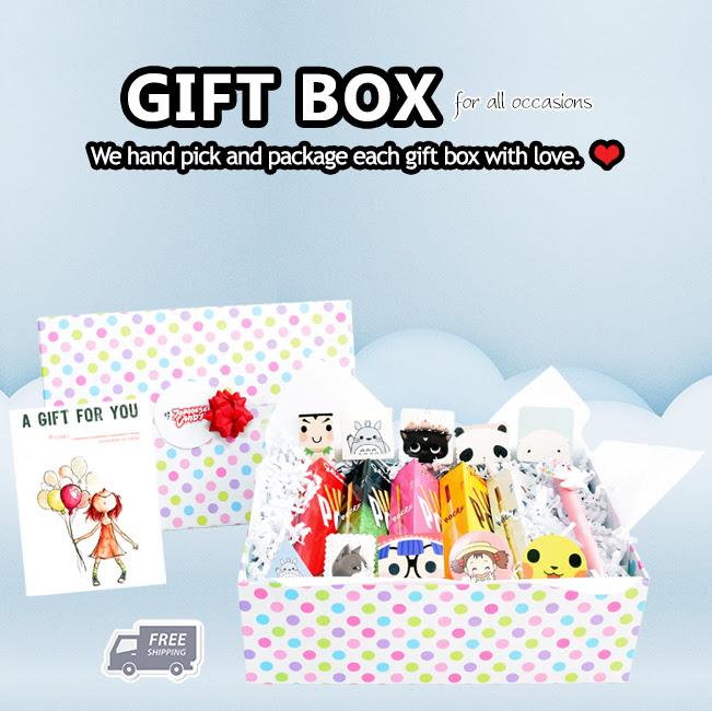 Classic Pocky Gift Box - Unique Gift Idea