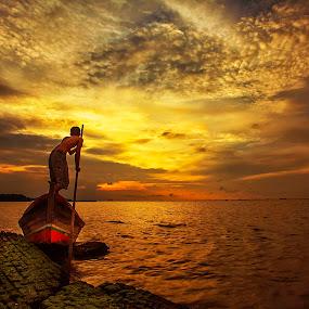 by Muhasrul Zubir - Landscapes Sunsets & Sunrises (  )