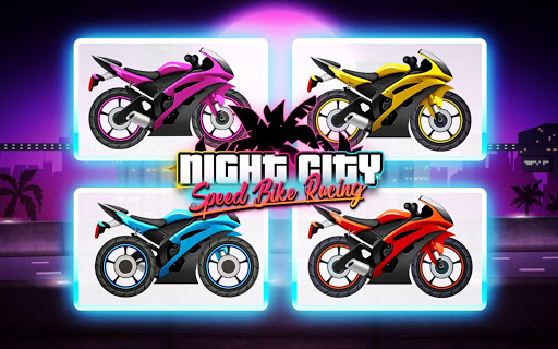 Bike Race: Speed Racer Of Night City  screenshots EasyGameCheats.pro 1