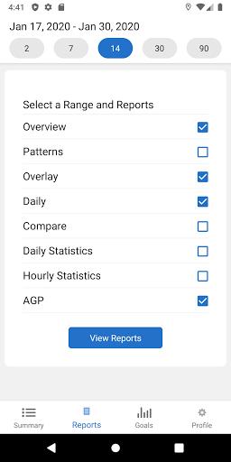 Dexcom CLARITY-Screenshots 5