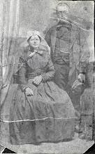 Photo: 1878 Huwelijksportret van het echtpaar Henricus van Gurp en Adriana Maria van Gurp-Schellekens. kijk ook in 1903 voor hun zilveren en 1928 voor hun gouden bruiloft !