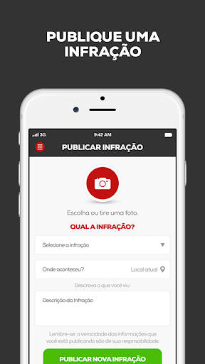 Na Rua App  screenshots 1