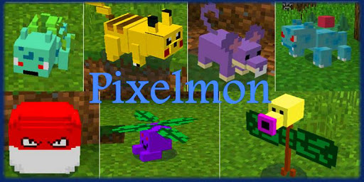 MOD Pixelmon for MCPE Apk Download Free for PC, smart TV