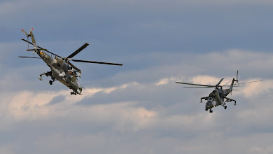 Photo: Mi-24D