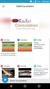 Radio Consolation - náhled