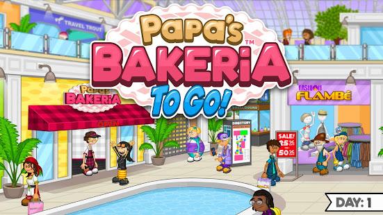 Papa's Bakeria To Go! apk
