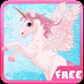 Unicorn Jump Attack icon