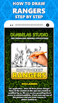 How to Draw Rangers - screenshot thumbnail 01