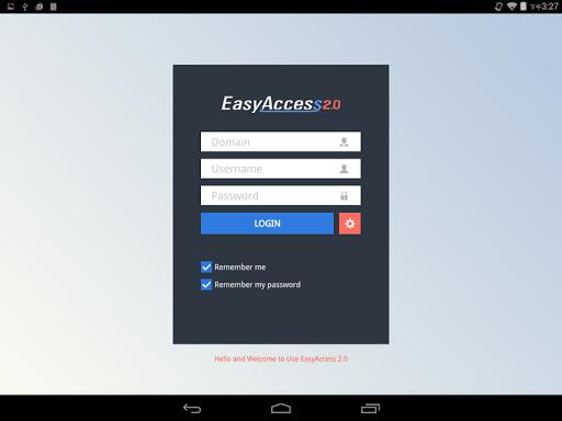 EasyAccess 2.0