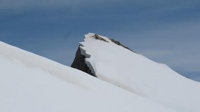 Photo: Cornici sulla parete nord
