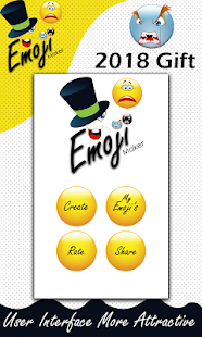 Emoji Maker 2018 - náhled