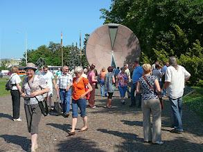 Photo: Klepsydra przy Parku Miejskim (fot. Ktoś z grupy)