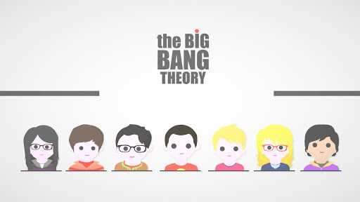 The Big Bang-Icon Pack
