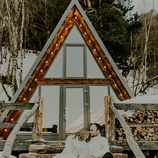 Wedding photographer Sasha Sych (AlexSich). Photo of 21.12.2017