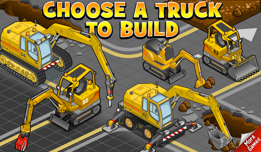 Construction Truck Builder